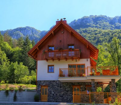Svečano otvorenje Holiday mountain house Rupicapra